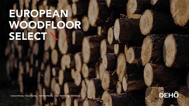 德合家欧洲进口地板